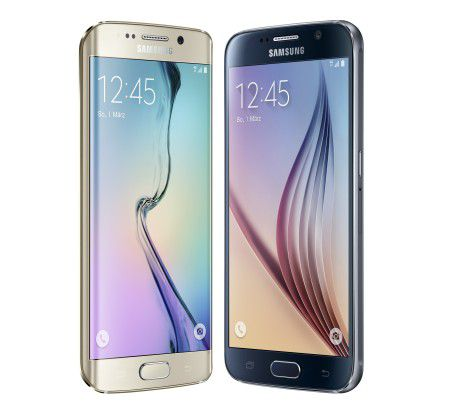 Ab heute erhältlich: Samsung Galaxy S6 und S6 Edge