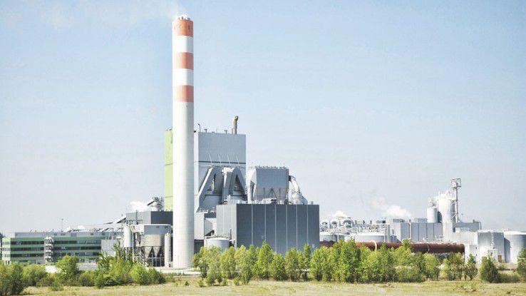 Kritische Infrastrukturen wie Fabriken müssen besonders geschützt werden.