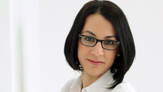 """Sahar Moussa, Capgemini: """"Ich war überzeugt, dass man in einem akademischen Beruf nicht zwischen männlich und weiblich unterscheiden würde."""""""