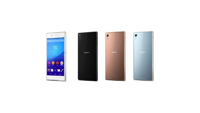 Das Sony Z4 orientiert sich stylistisch am Vorgänger Z3.