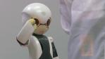 Toyota Roboter Kirobo: Astronautenroboter holt Weltrekord auf der ISS - Foto: Toyota
