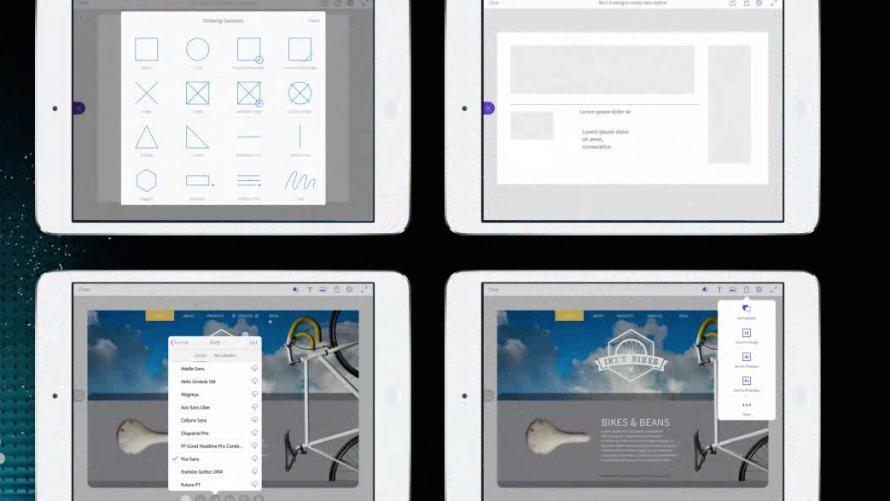Ideen App bild mit der app comp cc können zum layout ideen statt auf dem