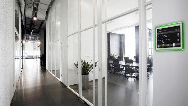 Einen freien Besprechungsraum finden? Das Tool Book-it soll das planen von Meetings deutlich vereinfachen.