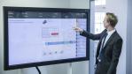 Blick ins Labor der Uni Duisburg-Essen: Zukunftsfähige Software für den Logistik-Leitstand - Foto: paluno