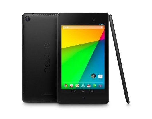 Nicht mehr direkt bei Google erhältlich: Nexus 7 (2013)