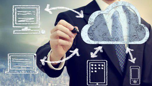 Den richtigen Start in eine hybride Cloud schildert eine Webinfosession der Computerwoche.