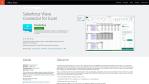 Salesforce & Microsoft bauen Kooperation aus: Excel-Daten in der Cloud visualisieren - Foto: IDG Business Media GmbH / Microsoft