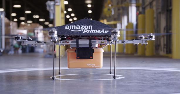 Die Zukunft des Datensammelns: Drohnen im Unternehmenseinsatz - Foto: Amazon