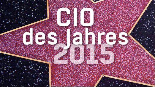 Wir suchen wieder den CIO des Jahres: Bewerbungsschluss ist der 10. Juni 2015!