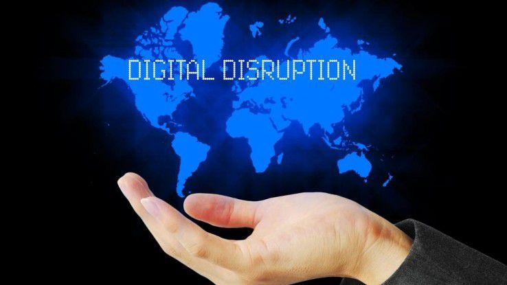 Disruptive Geschäftsmodelle und -ideen sind ein wesentliches Merkmal des Zeitalters der Digitalisierung.