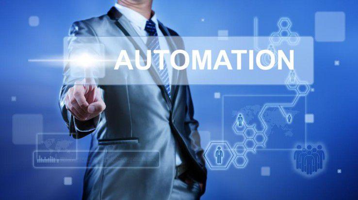 Die Automatisierung und Standardisierung von Prozessen ist das wesentliche Ziel der DevOps-Initiative.