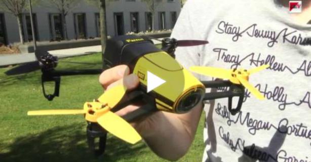 AR.Drone-2.0- Nachfolger im Test, Sharepoint-Praxis und mehr: Videos und Tutorials der Woche