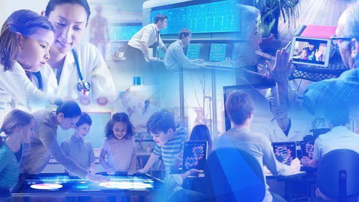 Soft- und Hardware-Hersteller EMC stellt eine neue Studie zum Business der Zukunft vor.
