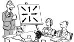 Harter Geschäftsalltag: Business-Alltag im Comic - Foto: Cartoonresource_shutterstock.com