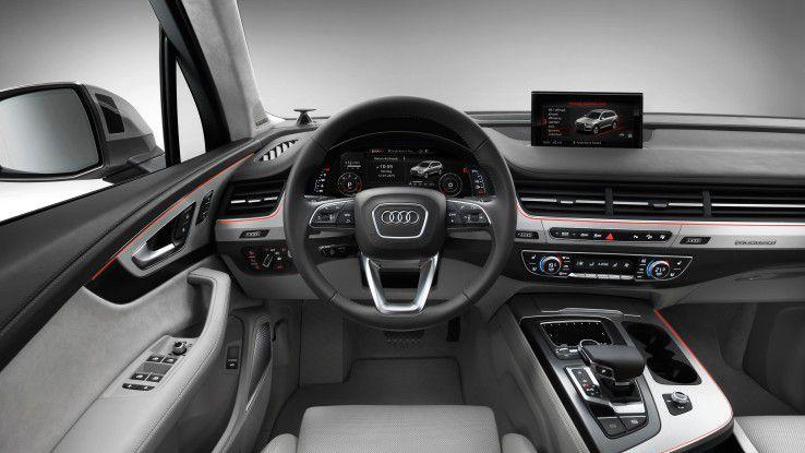 Audi will gemeinsam mit seinem neuen Partner Cubic Telecom neue Car-IT-Innovationen an den Start bringen.