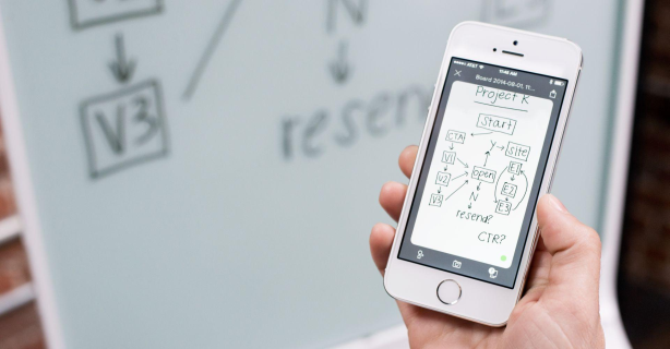 Smart Kapp Digital Capture Board: Smart Technologies erfindet das Whiteboard neu - Foto: Smart Technologies