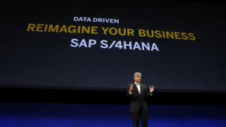 "Sapphire 2015: SAP-Chef Bill McDermott stellt seine ""Simple Roadmap"" vor - Foto: SAP SE"