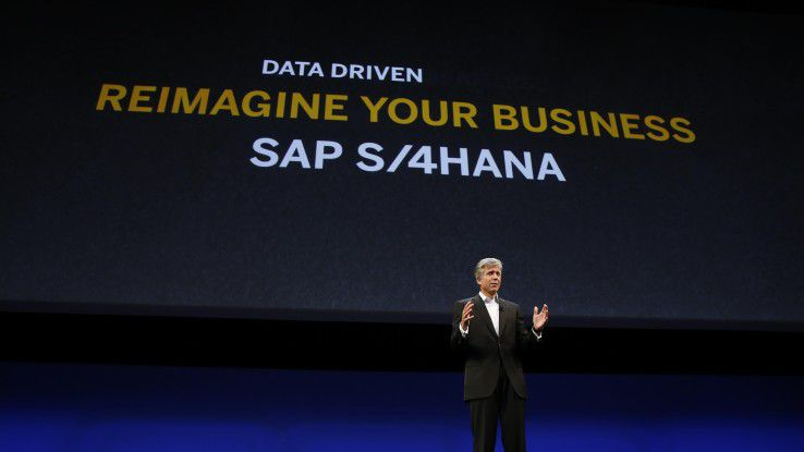 Sapphire 2015 Bill McDermott (CEO of SAP SE)