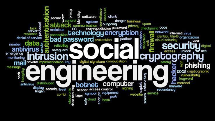 Social Engineering wird für Unternehmen eine immer größere Bedrohung.