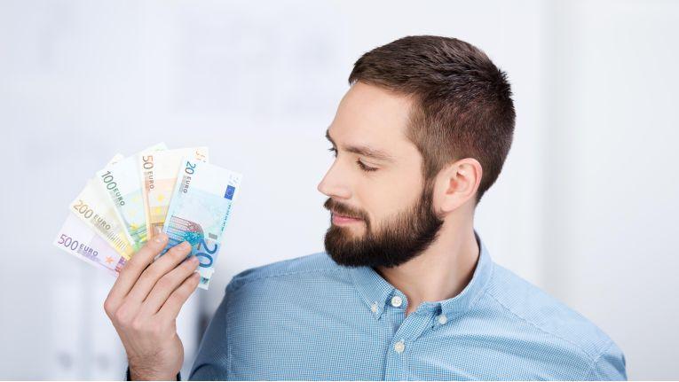 Das Geld ist ungleich verteilt unter Informatikern.