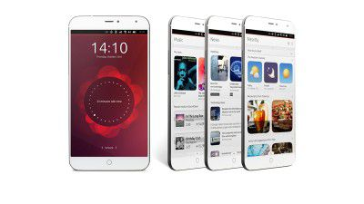 Meizu MX4: Ubuntu Phone mit Highend-Features - Foto: Meizu