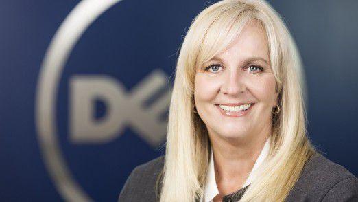 Als Vice President & General Manager Germany zeichnet Doris Albiez für die Gesamtleitung von Dell Deutschland verantwortlich.