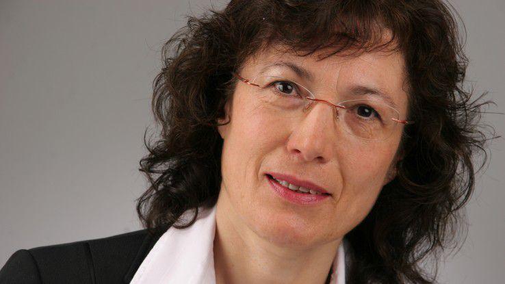 Karin Hirning arbeitet als Personal-Managerin beim ERP-Anbieter Planat.