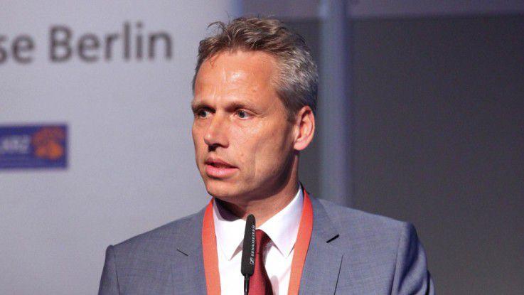 """""""Manch ein Prozess lässt sich quasi nach dem Ikea-Prinzip teilweise an den Patienten auslagern."""" Dirk Albrecht, Sprecher der Geschäftsführung, Contilia GmbH"""