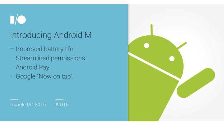 Android M bringt mehr Akkulaufzeit
