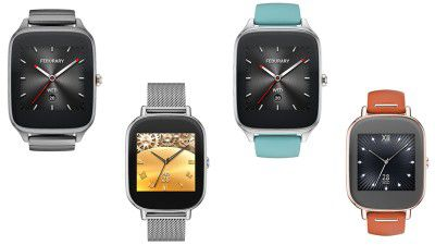Zenwatch 2: Asus macht auf Apple Watch - Foto: Asus