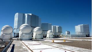 Europäische Südsternwarte: Informationstechnologie am Ende der Welt - Foto: ESO Paranal
