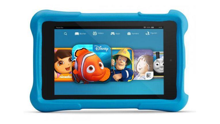 Das Amazon Fire HD 6 in der Kids Edition
