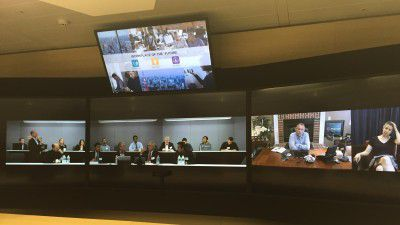 Around the World in 60 Minutes : Polycom zeigt neue Videoszenarien