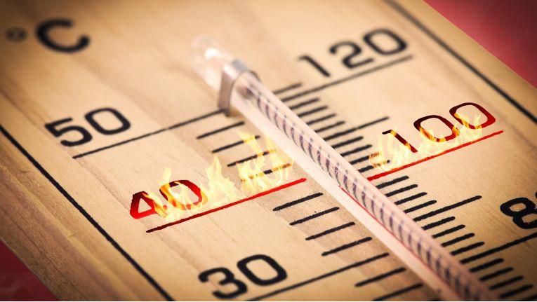In Wohnräumen sollte stets eine Temperatur von mindestens 20 Grad Celsius möglich sein.