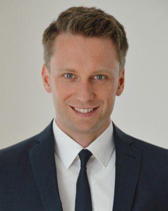 Alexander Fuchs ist CIO des traditionsreichen Marktführers im Bereich Gewürze.