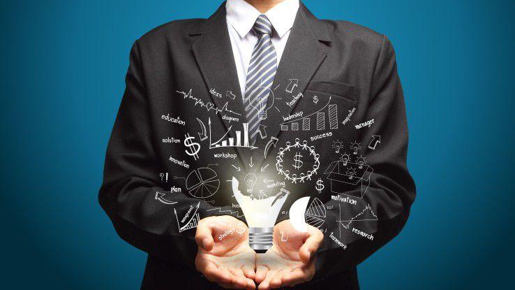 Werden die richtigen Informationen zum richtigen Zeitpunkt dem richtigen Personenkreis gebündelt verfügbar gemacht, entsteht Wissen. Dieses Wissen kann als Grundlage für unternehmerisches Wachstum und innovative Entwicklungen genutzt werden