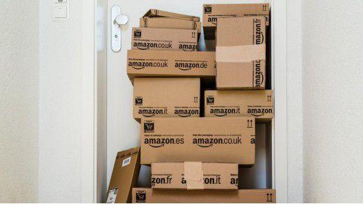 Kleidung und Computer, Unterhaltungselektronik und Schuhe, Möbel und Bücher: Der Trend zum Einkauf über das Internet beschleunigt sich weiter.