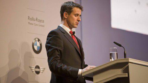 BMW-Großaktionär Stefan Quandt