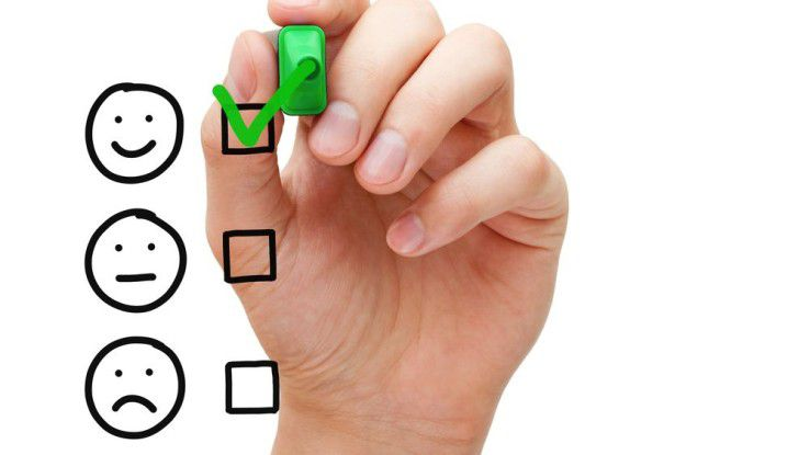 Im besten Fall erhält ein Produkt, die Leistungen oder der Service eines Unternehmen eine positive Bewerbung.