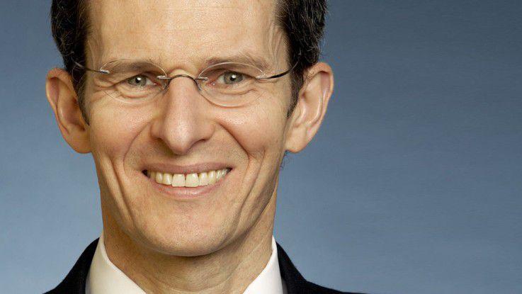 Henry Richotte COO und CDO der Deutschen Bank