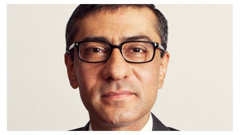 Obwohl seit 1995 bei Nokia hatte der amtierende CEO Rajeev Suri nie etwas mit Mobiltelefonen zu tun.