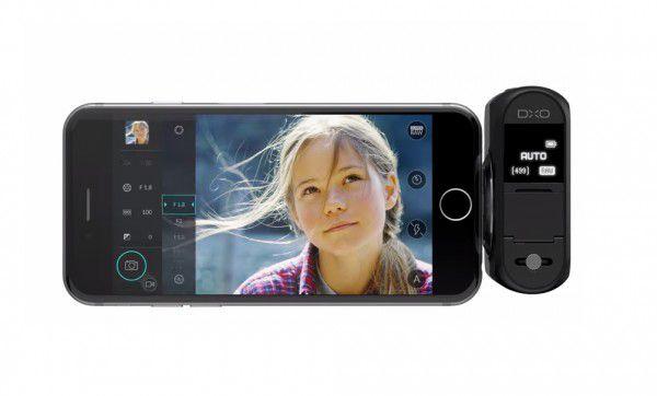 DxO One - Ansteckkamera für das iPhone