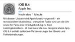 Für Vodafone-Kunden: Update auf iOS 8.4 schaltet VoLTE auf iPhone 6 frei