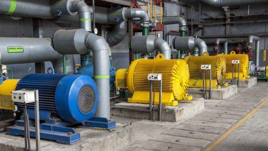 Die Vernetzung der Maschinen macht aus Herstellern traditionellen Geräts plötzlich Anbieter der dazugehörigen Software.
