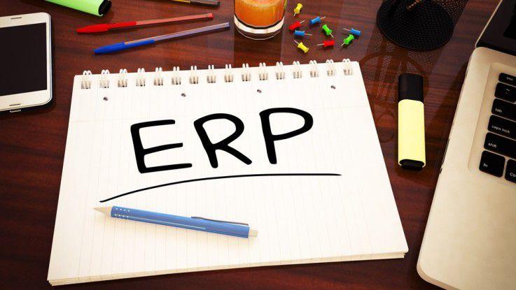 Gerade kleinere Unternehmen schätzen die Möglichkeiten, die Cloud-ERP ihnen bietet.