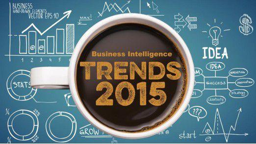 Tableau Software hat die Business-Intelligence-Trends für das Jahr 2015 veröffentlicht. In unserer Bildergalerie erfahren Sie, welche BI-Trends die Unternehmenswelt erfassen.