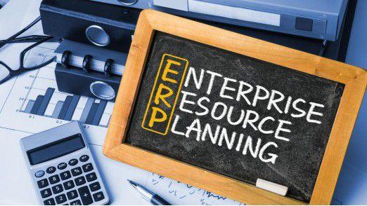 Mit Hilfe moderner Enterprise-Resource-Planning-Lösungen können Unternehmen Industrie 4.0 systematisch realisieren - wenn die Voraussetzungen stimmen.