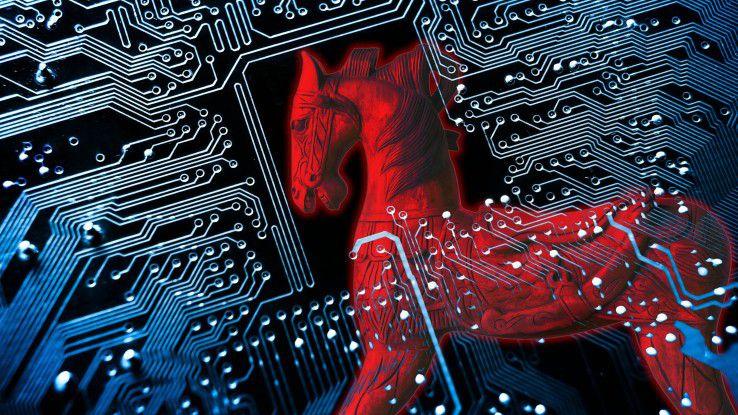 Der Trojaner Dridex nutzt Microsoft-Office Macros, um sich ins System zu schleichen.
