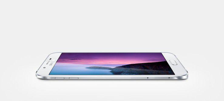 Samsung stellt das Galaxy A8 offiziell in China vor
