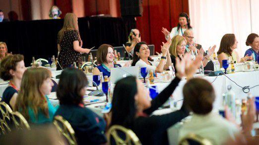 Das Dell Women's Entrepreneur Network (Dwen) lieferte Gründerinnen und Gründern auch 2015 wieder wertvolle Tipps und Erkenntnisse zum Aufbau eines Startups.